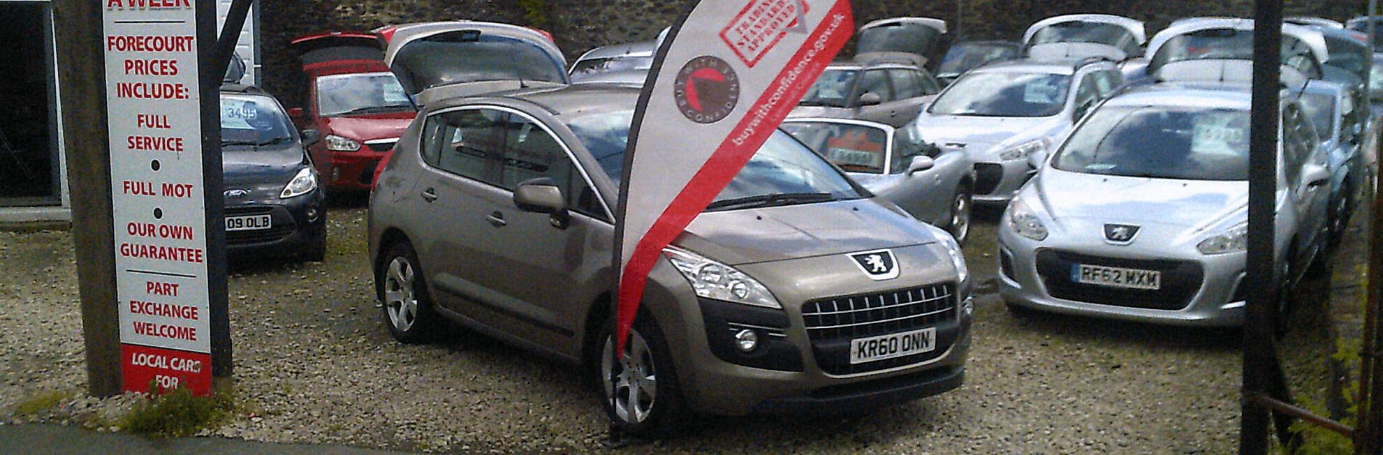 Quality Used Car Sales In Launceston Cornwall Newport